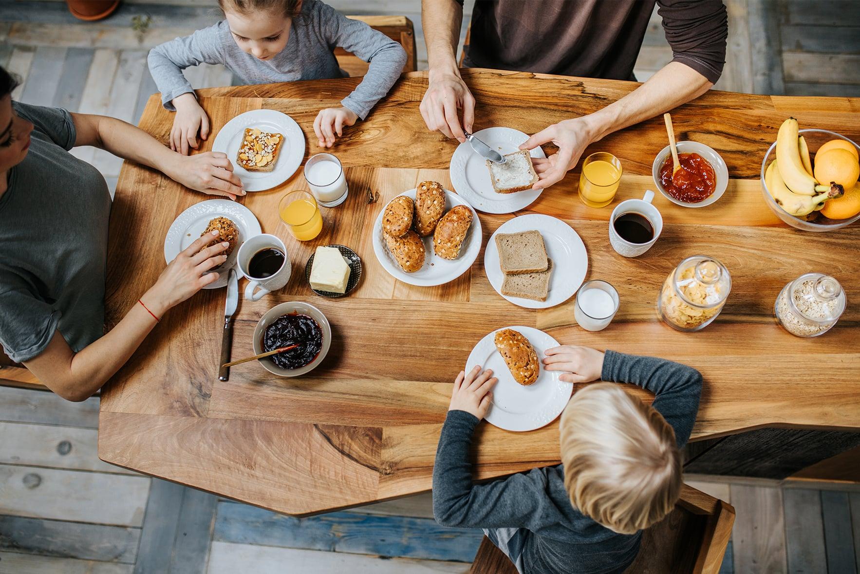 dietec frühstück home