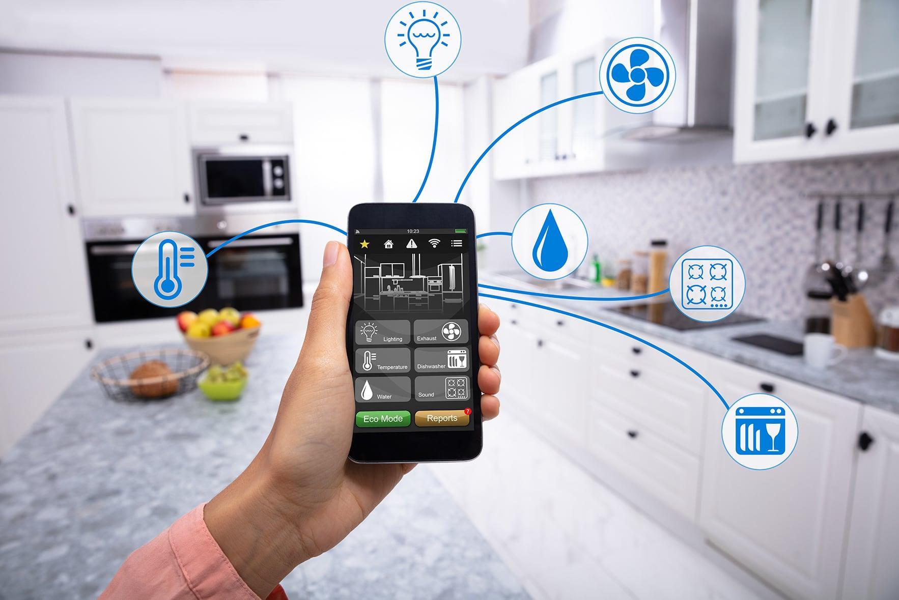 DIETEC Smartphone Home